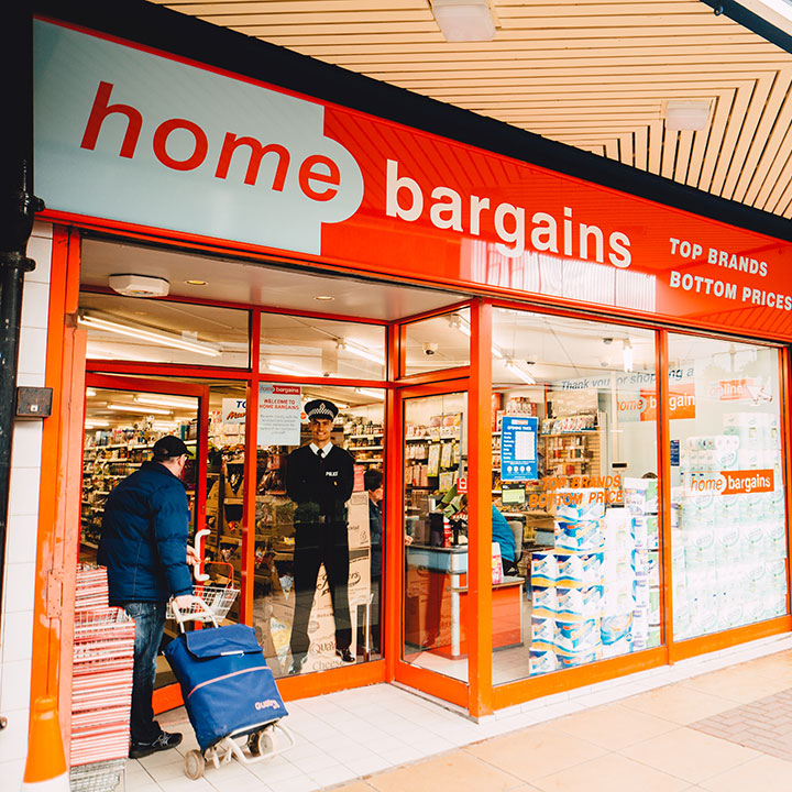 Best Home Stores: Eccles Shopping Centre